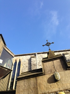 Blue skies for Clitheroe Country Market